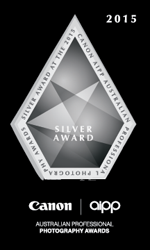 AIPP Australian Professional Photography Awards - Silver Award 2015