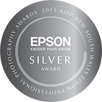 AIPP NSW Professional Photography Awards - Silver Award 2015