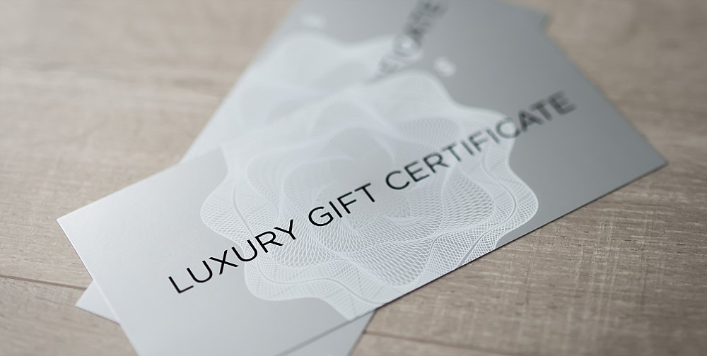Sydney photography Luxury gift certificates